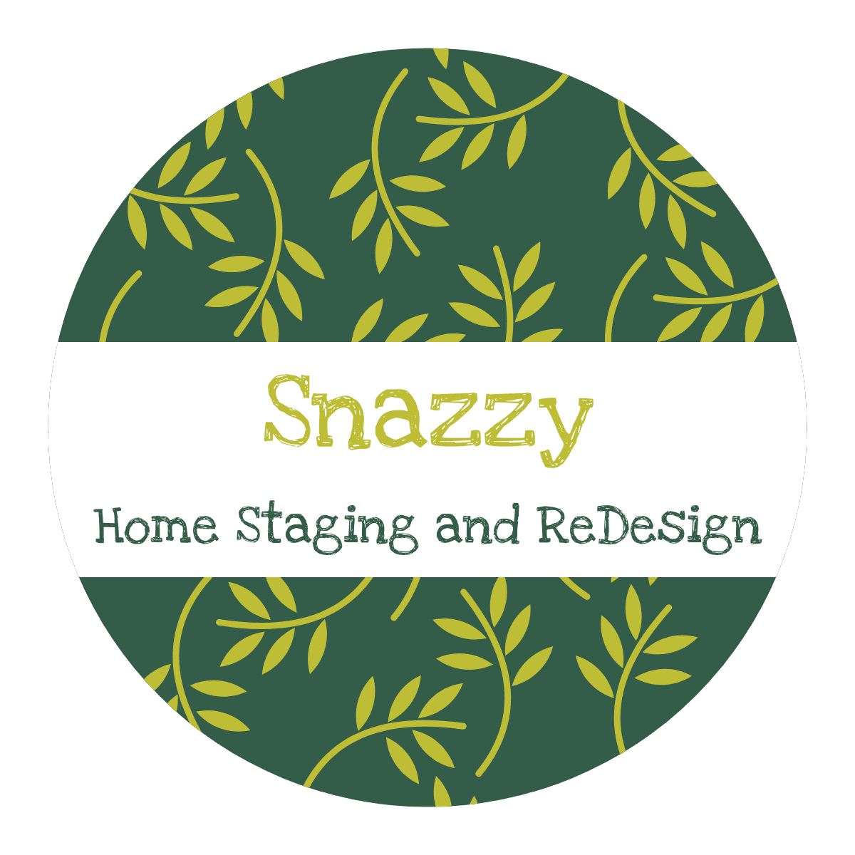 Snazzy Home Staging and ReDesign